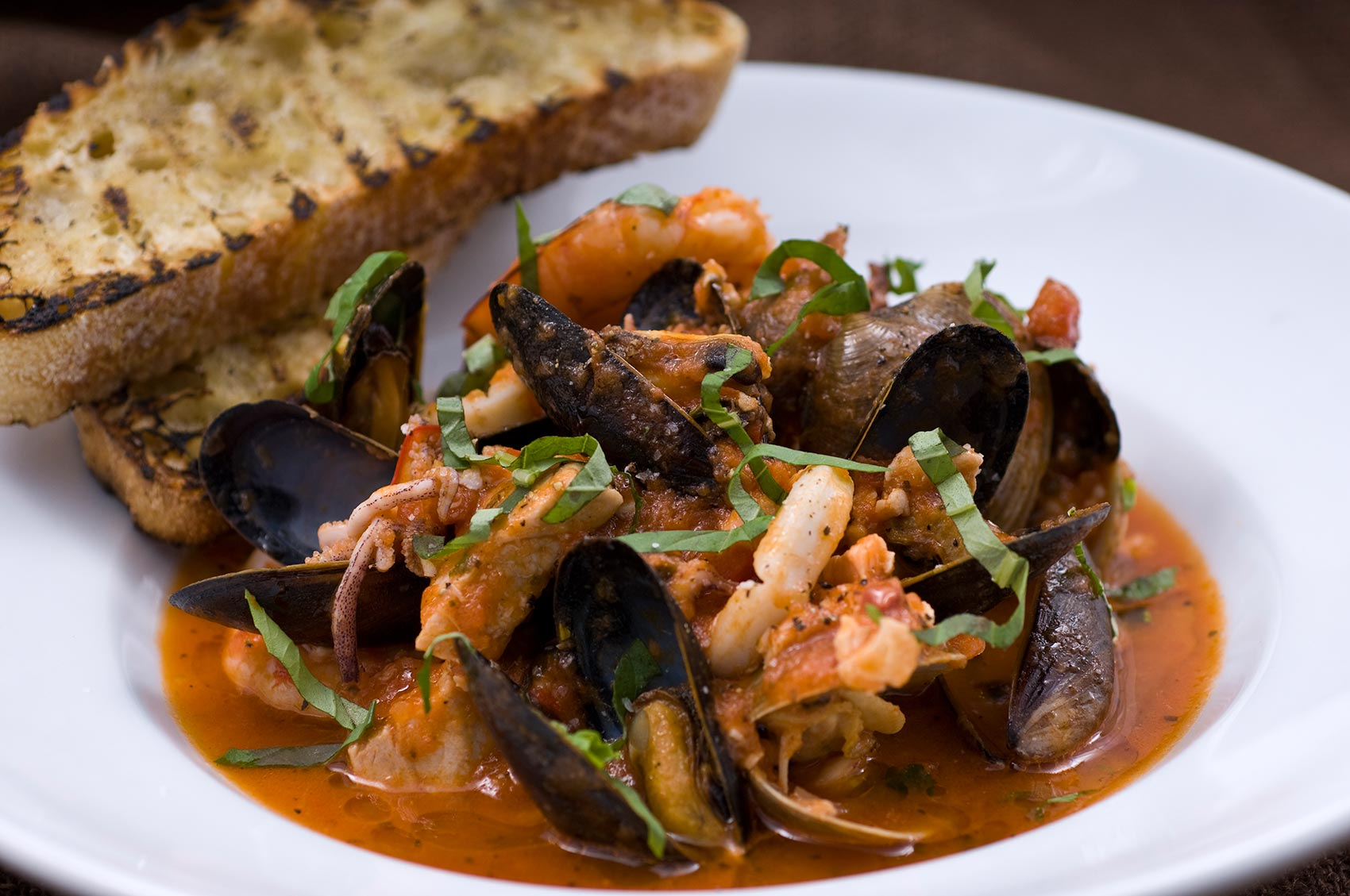 Cioppino Recipe — Dishmaps