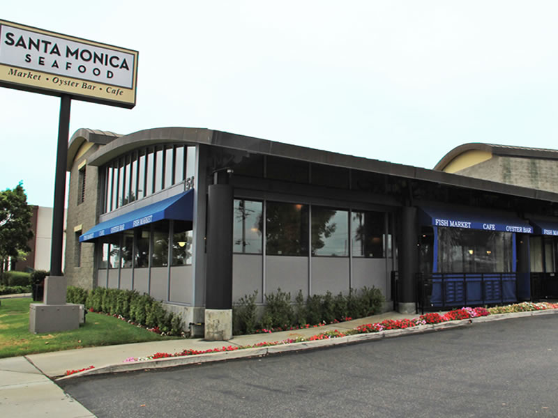 Santa monica seafood market best in the southwest for Santa monica fish company