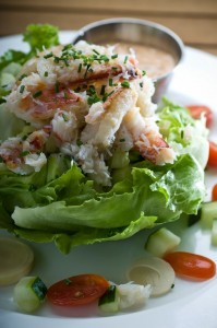 Dungeness Crab Louie