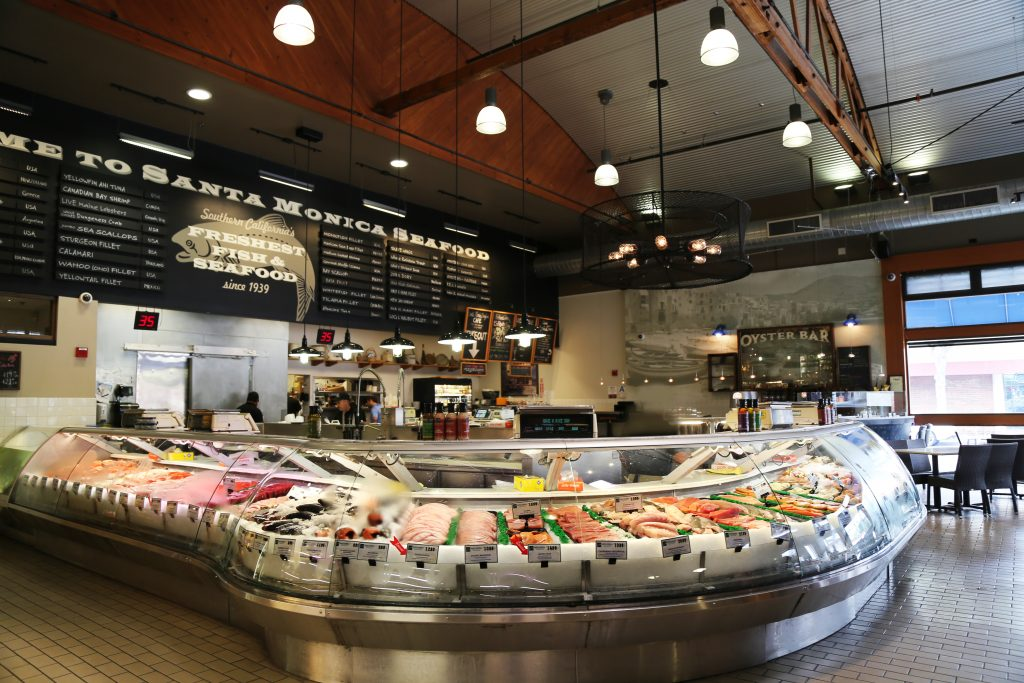 Santa Monica Seafood Market and Cafe | Market, Cafe and Oyster Bar